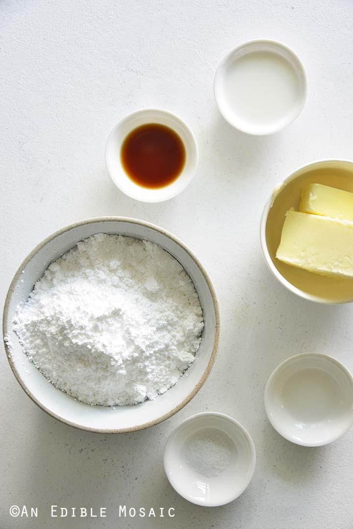 Buttercream Ingredients