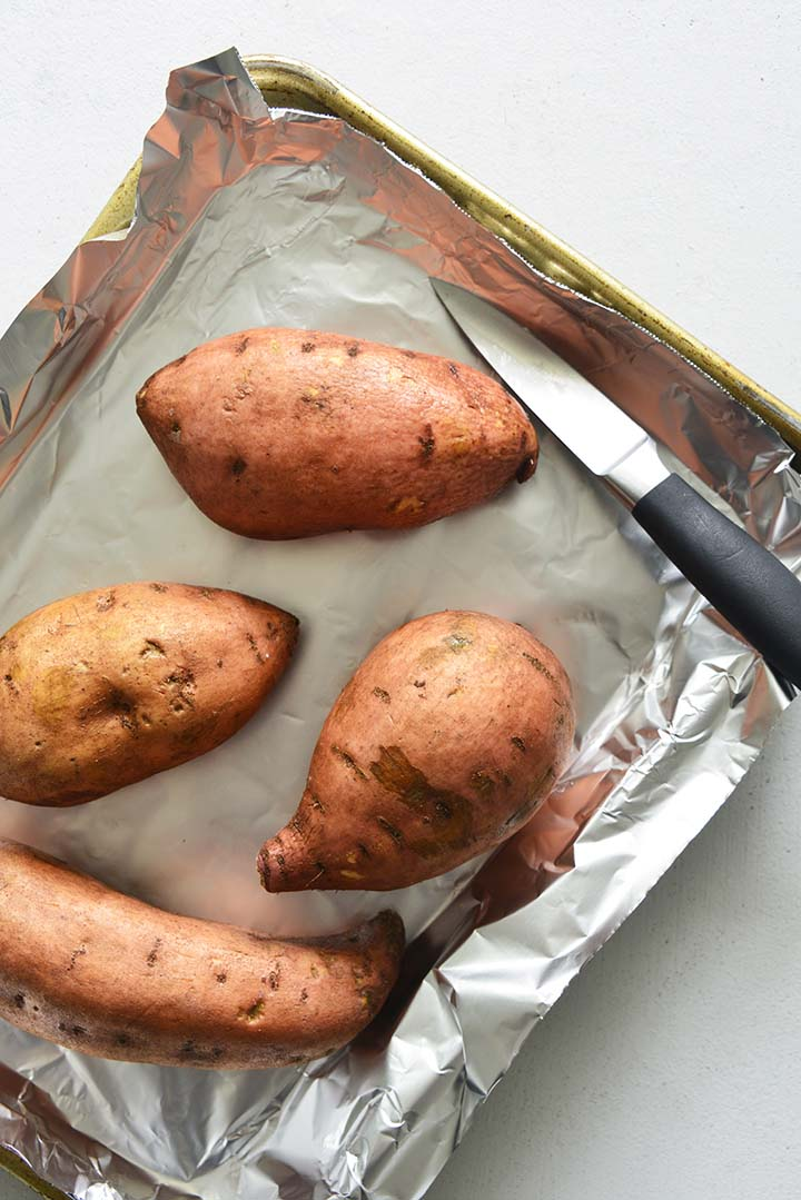 Poke a Hole in Each Sweet Potato Before Roasting