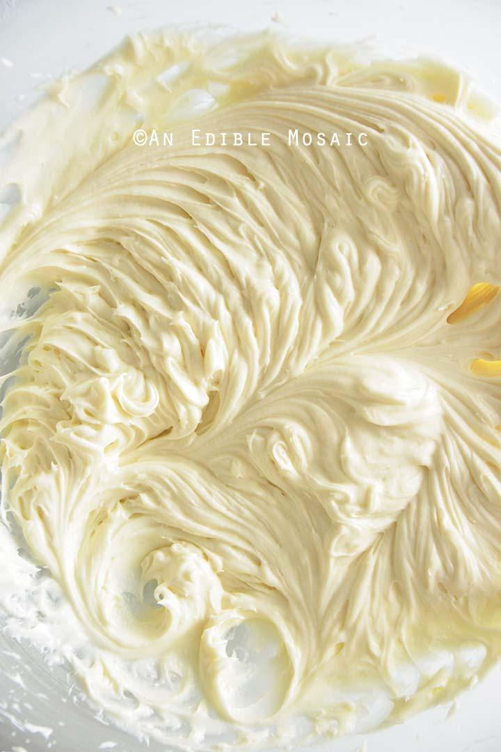 Cream Cheese Frosting Swirls