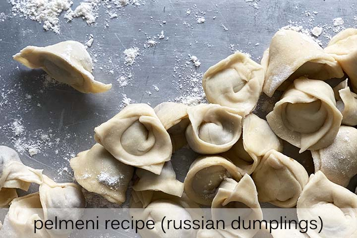Pelmeni with Description
