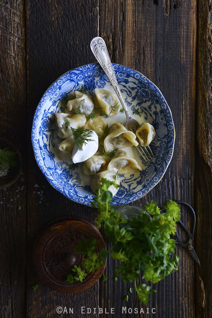 Russian Dumplings Recipe
