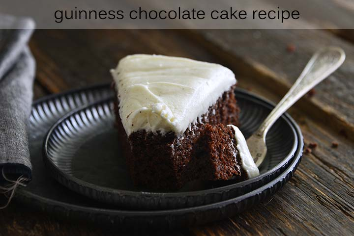 Guinness Chocolate Cake Recipe with Description