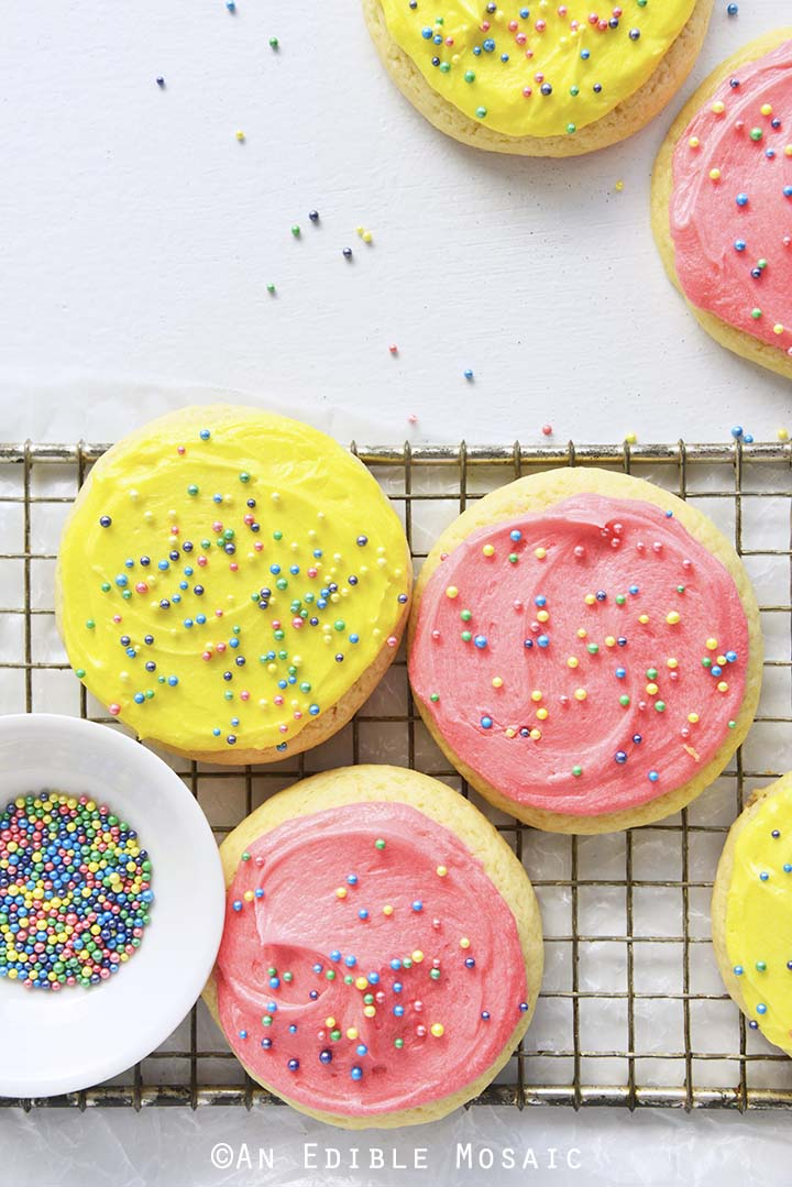 How to Make Frosted Sugar Cookies