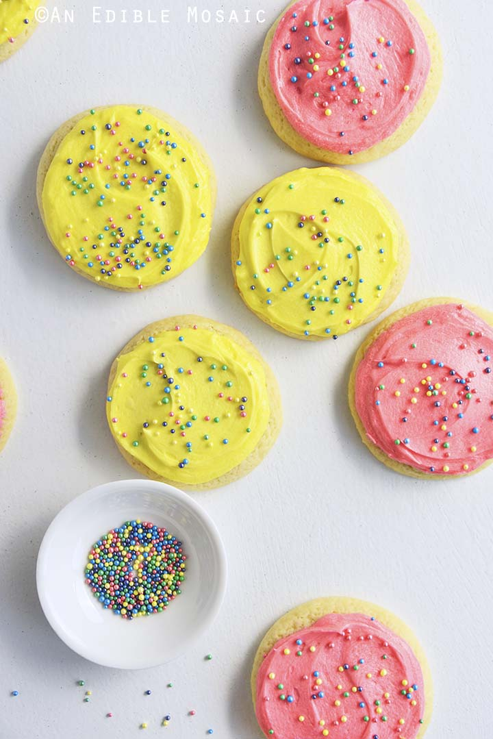 Lofthouse Sugar Cookies Copycat