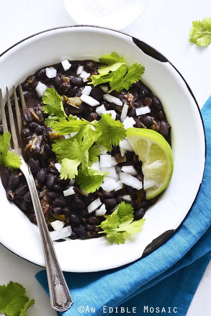 Frijoles Negros aka Black Beans