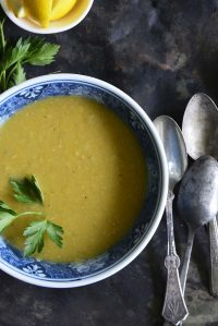 Red Lentil Soup Featured Image