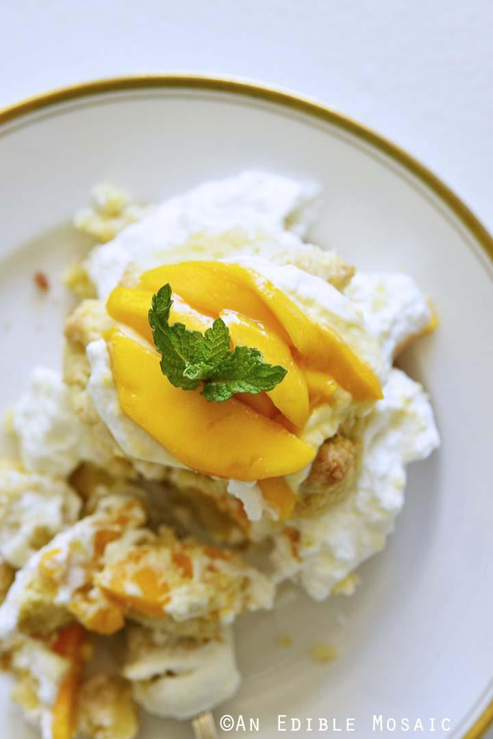 Easy Mango Shortcake Recipe