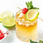 Mai Tai Cocktail Recipe Featured Image