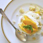 Mango Shortcake Recipe Featured Image