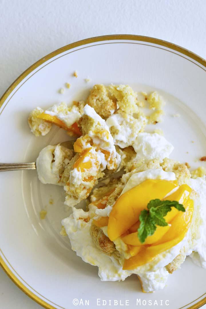 Half Eaten Mango Shortcake Recipe