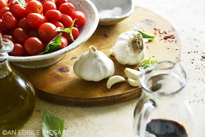 Garlic and Tomato