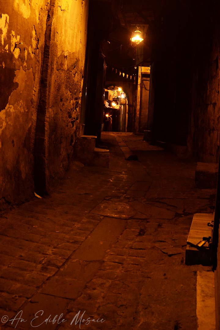 Old Damascus Alley