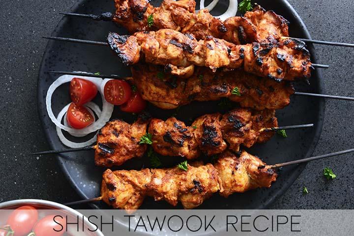 Shish Tawook Recipe with Description