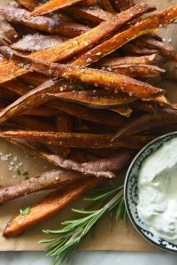 sweet and smoky sweet potato fries featured image