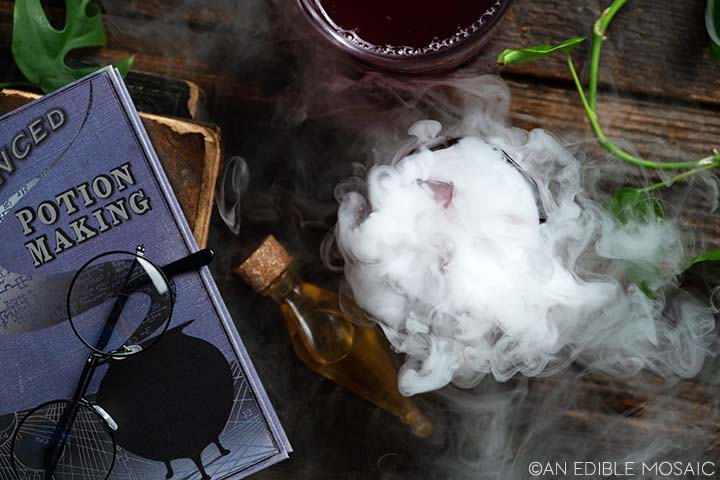 homemade polyjuice potion
