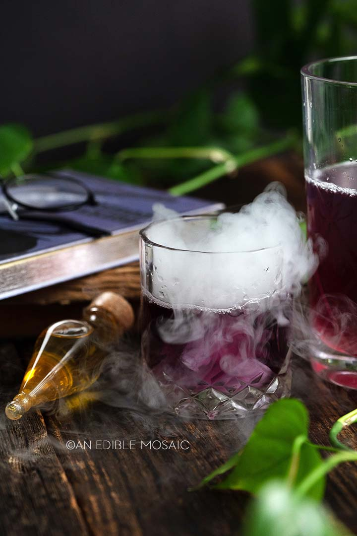 polyjuice potion ingredients and instructions