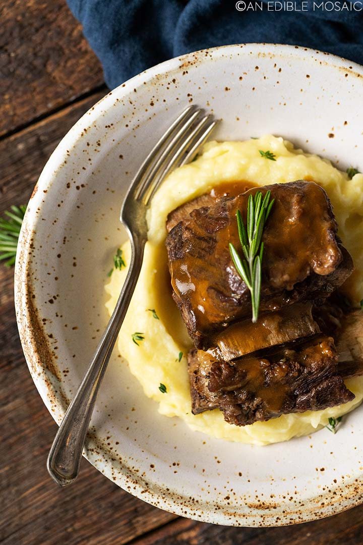 how to cook beef short ribs in the instant pot