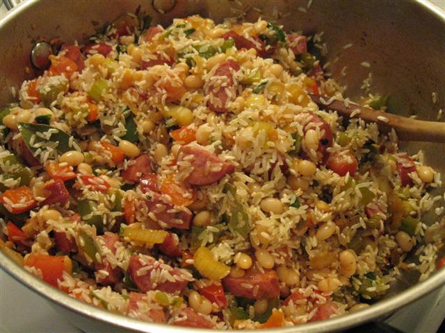 Creole Jambalaya Cajun/creole, jambalaya,