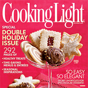 The Winner Gets a One-Year Subscription to Cooking Light Magazine!