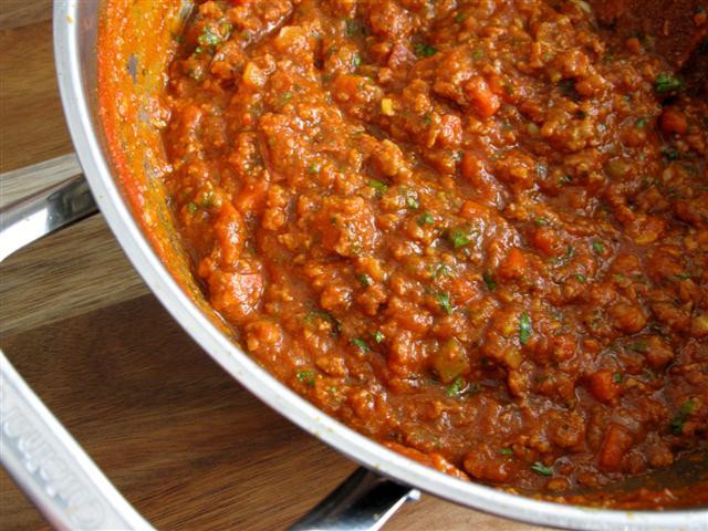 Emeril's Turkey Bolognese Recipes — Dishmaps
