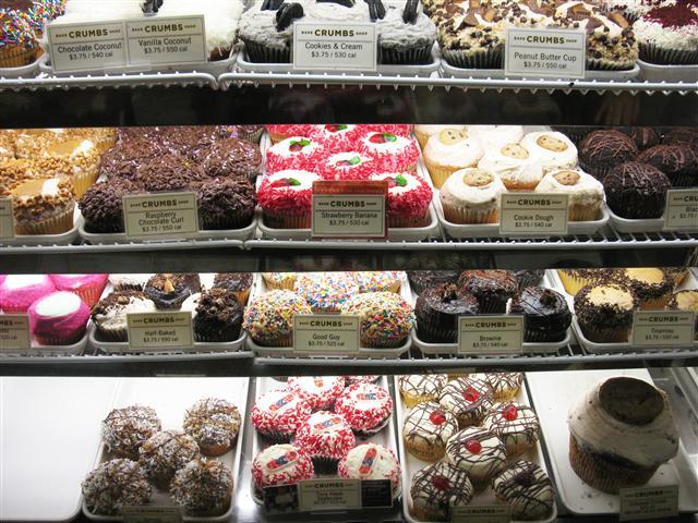Crumbs bake shop new york ny