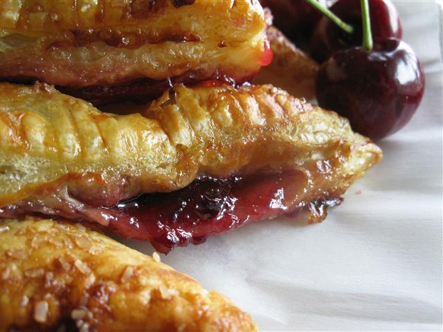 Fresh Cherry Turnovers Recipes — Dishmaps