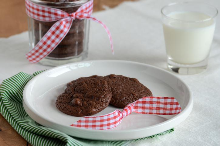 Triple Chocolate Espresso Bean Cookie Recipes — Dishmaps