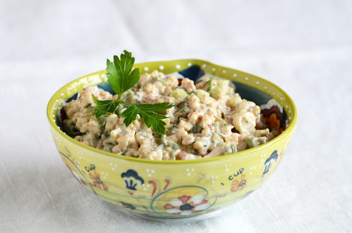 "The Ultimate Mock ""Tuna"" Salad {Vegan}"