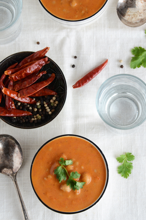 ... Cream Of Tomato Soup With Whole Wheat Couscous Recipes — Dishmaps