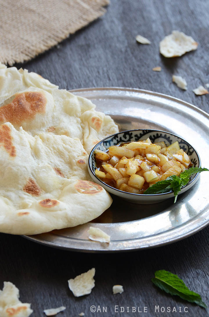 If you have leftovers, naan pizza is delicious. These three recipes in ...