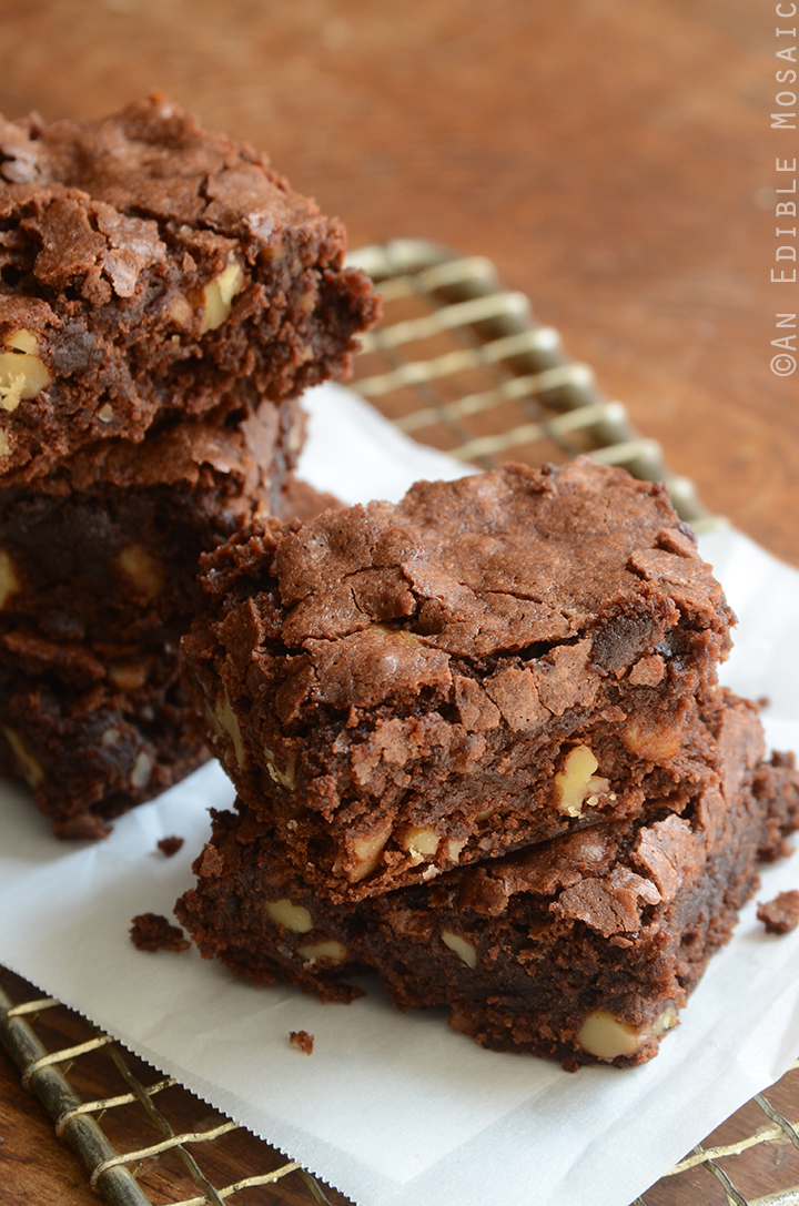 Chewy Brownies Recipe The Best Chewy Brownies