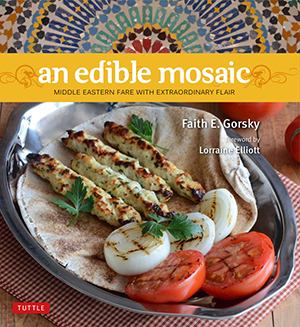 An Edible Mosaic Cookbook Cover