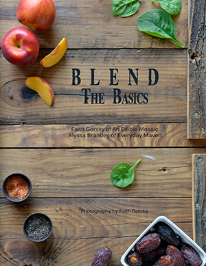 Blend The Basics E-Cookbook Cover