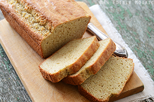 An Edible Mosaic 187 Best Paleo Sandwich Bread