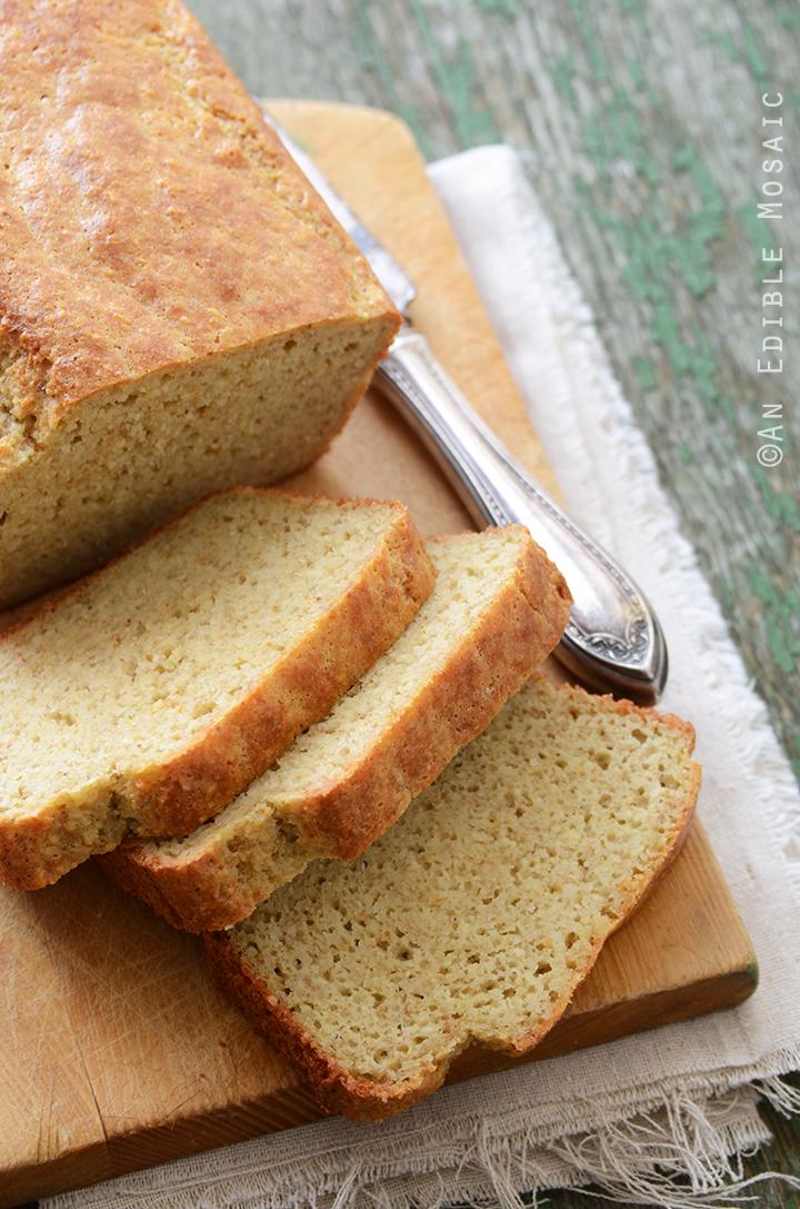 Best Paleo Sandwich Bread Recipe