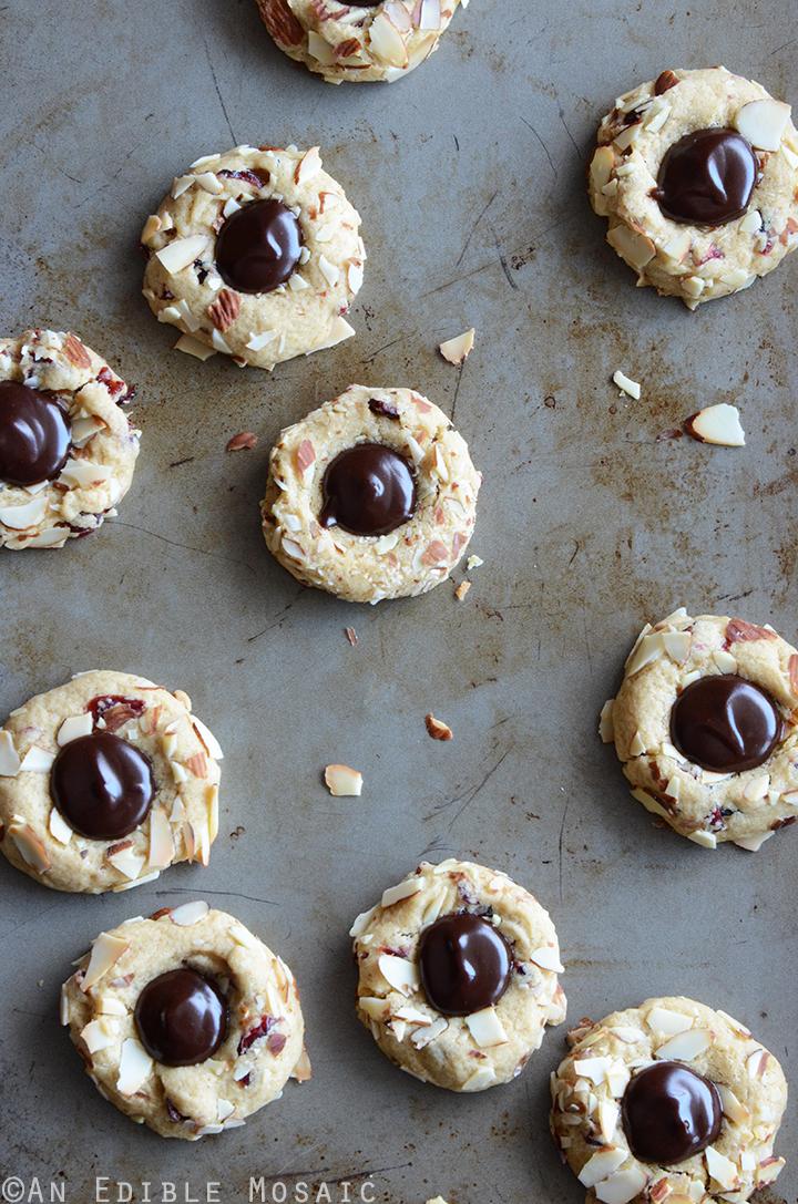 Cranberry-Pistachio Cupcakes Recipe