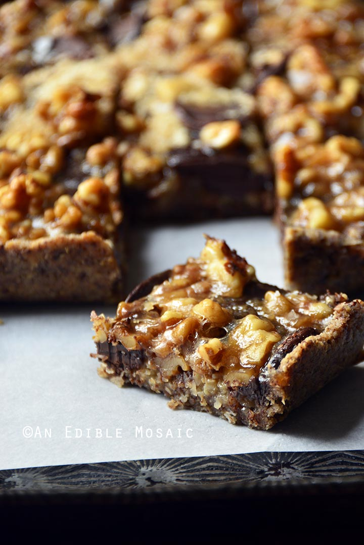 Paleo Hello Dollies Cookie Bars {Wolf Gourmet Countertop Oven Giveaway ...